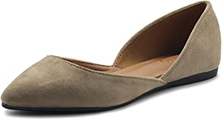 Best pointed toe d orsay flats Reviews