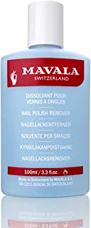 Mavala Gentle Nail Polish Remover, Blue