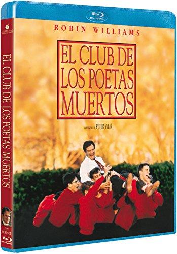 El club de los poetas muertos [Blu-ray]