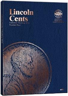 Lincoln Cent Folder #4: Whitman Folder