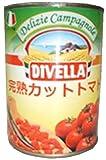 ディヴェッラ ダイスカットトマト プルトップ 400g