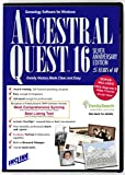 Ancestral Quest 16 (Windows) Family Tree and Genealogy Software