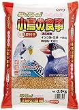 ナチュラルペットフーズ エクセル おいしい小鳥の食事 皮付き 3.8�s