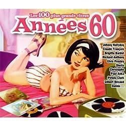Les 100 Plus Grands Titres des Annees 60