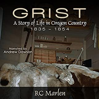 Grist audiobook cover art