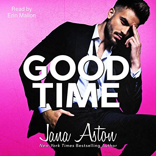 Good Time audiobook cover art