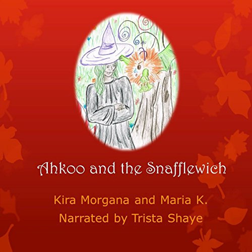 Ahkoo and the Snafflewich cover art
