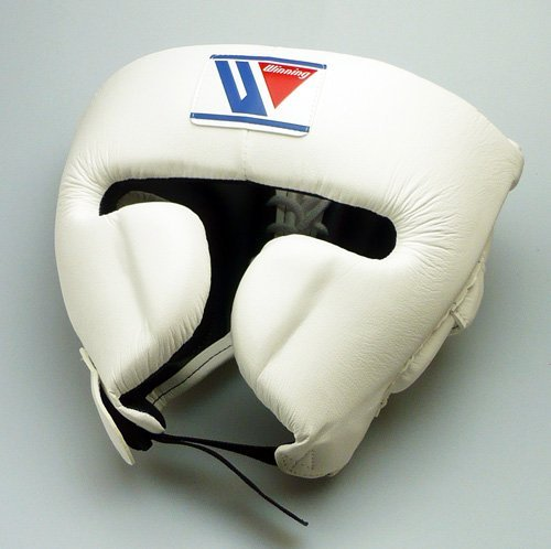 Winning Headgear Fg2900 (White, Large)