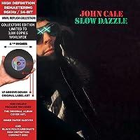 Slow Dazzle - Cardboard Sleeve - High-Definition CD Deluxe Vinyl Replica by John Cale (2013-01-22)