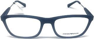 Emporio Armani EA 3165 BLUE 55/19/145 men Eyewear Frame