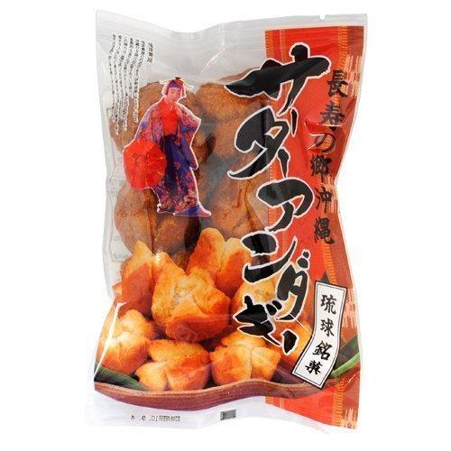 琉球銘菓 サーターアンダギー 35g (6個入り)×2袋 オキハム お祝い事には欠かせないボリューム満点の沖縄風ドーナッツ どこか懐かしい素朴な味 おやつにお土産にどうぞ