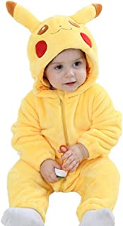 Unisex Baby Onesie Animal Outfit Suit Girl Boy Costume Romper