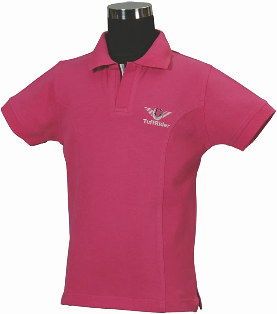New arrival TuffRider Girl's Polo Shirt Limited price