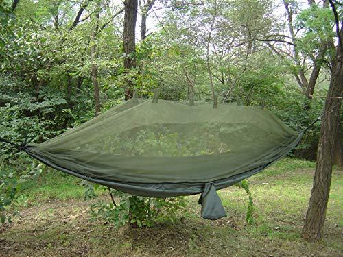 Snugpak Hängematte Jungle mit Mosquitonetz Oliv
