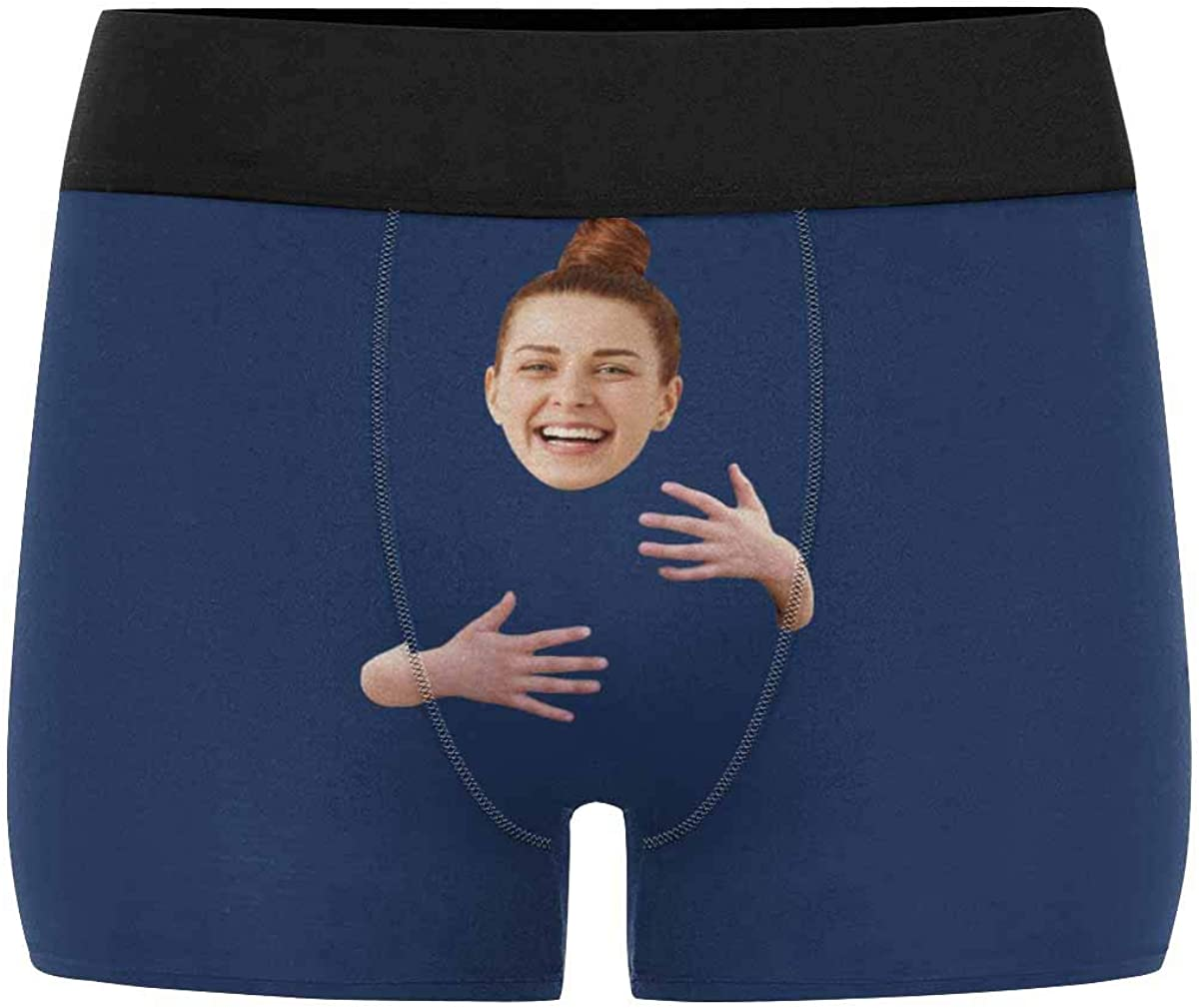 Custom Super beauty product restock quality top Face Ranking TOP13 Boxers Hug Personalized Briefs for Me Underwear