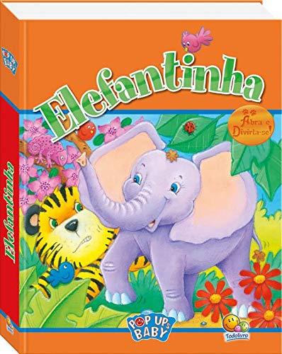 Pop ups baby: elefantinha