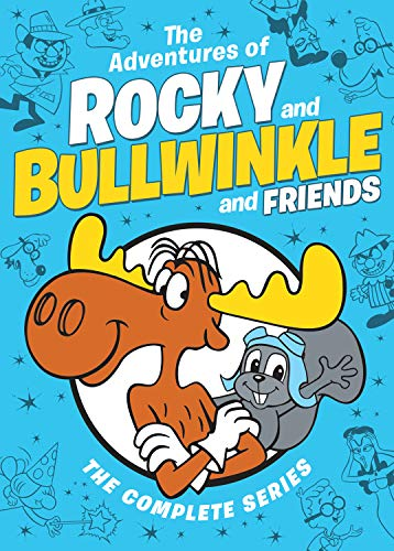 The Adventures of Rocky and Bullwinkle and Friends: The Complete Series [DVD]