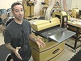 Powermatic PM2244 Drum Sander Mini Review