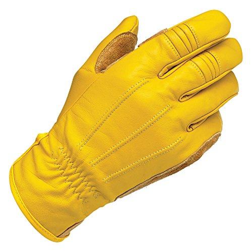 Biltwell Unisex Handschuhe GW-XXL-01-GD Gold XXL