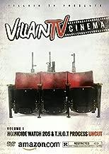 Villain TV Cinema Vol. 1: Homicide Watch 205 & T.H.O.T. Process Uncut by Str8 Dropp Tha Prophet