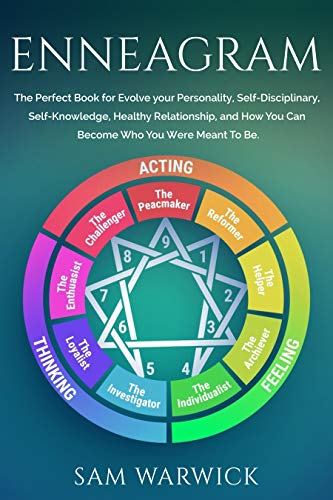 Enneagram: The Perfect Book for Evolve your Personality, Self-Disciplinary, Self-Knowledge, Healthy Relationship, and How You Can Become Who You Were Meant To Be. (English Edition)
