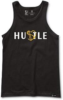 DURO threads Hustle Cut & Sew Streetwear Tanktop