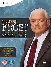 Touch Of Frost: The Complete Series 1-15 [Edizione: Regno Unito] [Reino Unido] [DVD]