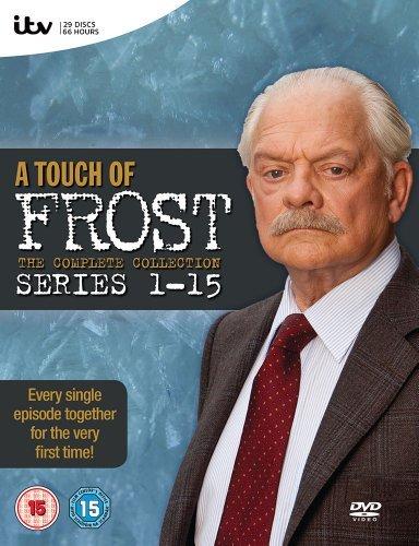 Touch Of Frost: The Complete Series 1-15 [Edizione: Regno Unito]
