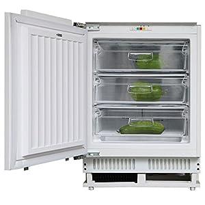 Cookology CBUFZ600 60cm Built-under your Kitchen-Counter Integrated Freezer