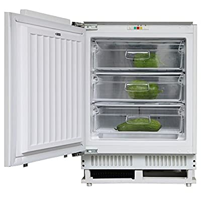 Cookology CBUFZ600 60cm Built-under your Kitchen-Counter Integrated Freezer