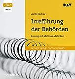 Irreführung der Behörden: Lesung mit Matthias Matschke (1 mp3-CD)
