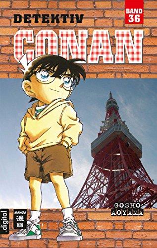 Detektiv Conan 36 (German Edition)