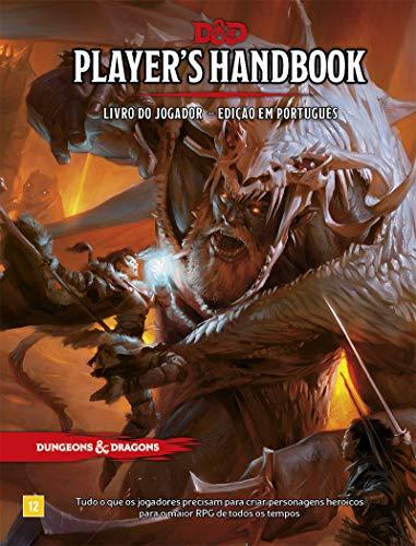 Dungeons & Dragons - Player's Handbook - Livro Do Jogador Edição Em Português