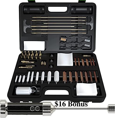 TAAHA Gun Cleaning Kit, Universal Gun Cleaning Kits with...