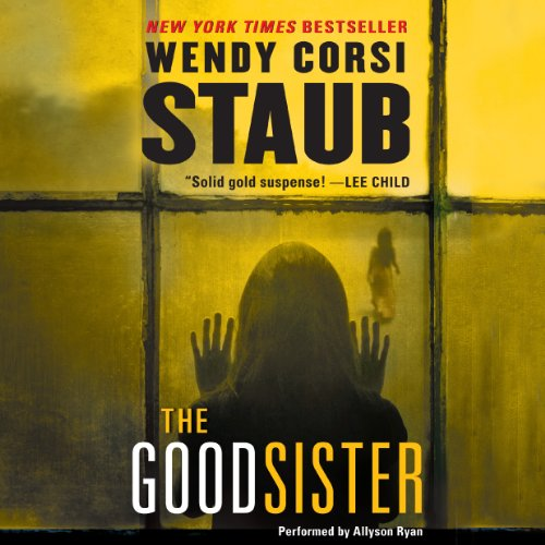 The Good Sister audiobook cover art