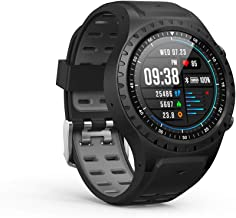 Naturehike Smart Watch for Android Phones with Heart Rate and Sleep Monitor GPS Activity Tracker Watch IP67 Waterproof Smartwatch Mens Smart Watches(Black)