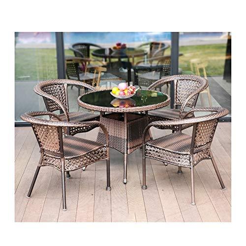 Conjunto de muebles de patio y silla de mimbre Rat Muebles de patio Muebles de jardín Liquidación de muebles de jardín conjuntos de muebles de jardín de ratán Sofá de esquina para jardín al aire libre
