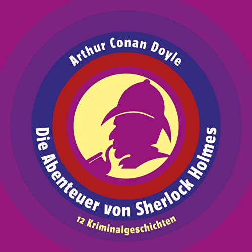 Die Abenteuer von Sherlock Holmes     12 Kriminalgeschichten              By:                                                                                                                                 Arthur Conan Doyle                               Narrated by:                                                                                                                                 Christian Poewe                      Length: 10 hrs and 51 mins     Not rated yet     Overall 0.0