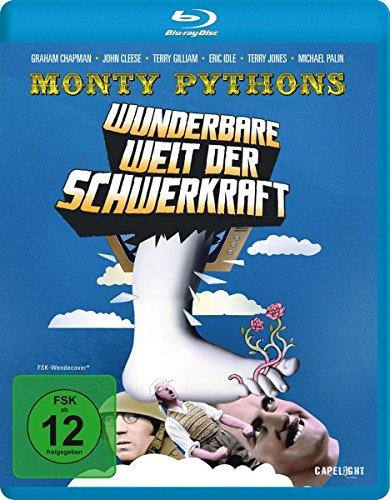 MONTY PYTHONS WUNDERBARE - MO [Blu-ray] [1971]