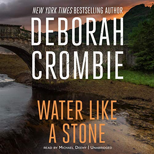 Water Like a Stone audiobook cover art