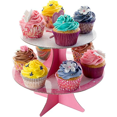 Ibili 736100 Support pour Cupcakes (10-12 cupcakes)