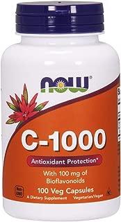 Now Supplements, Vitamin C-1000, 100 Veg Capsules