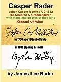 Casper Rader 1732-1812 Wythe County, Virginia