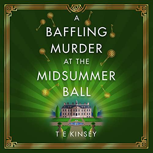 A Baffling Murder at the Midsummer Ball Titelbild