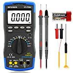 Digital Multimeter,INFURIDER YF-770G Auto Ranging Volt Amp Ohm Voltage Electrical Tester Meter with Continuity,Diode,Temp,Capacitance and NCV