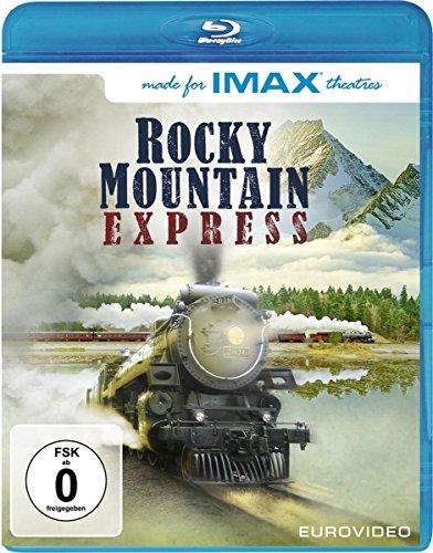 Rocky Mountain Express [Blu-ray]