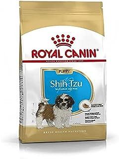 Royal Canin BHN Shih Tzu Puppy 1.5 kg Breed Health Nutrition Dog Food, Multicolor, 02RCSHJ1.5, Shih Tzu Puppy Dog dry food
