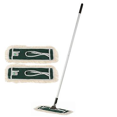 KLHB-YF Microfiber Mop Spin Reusable Flat Mop W...