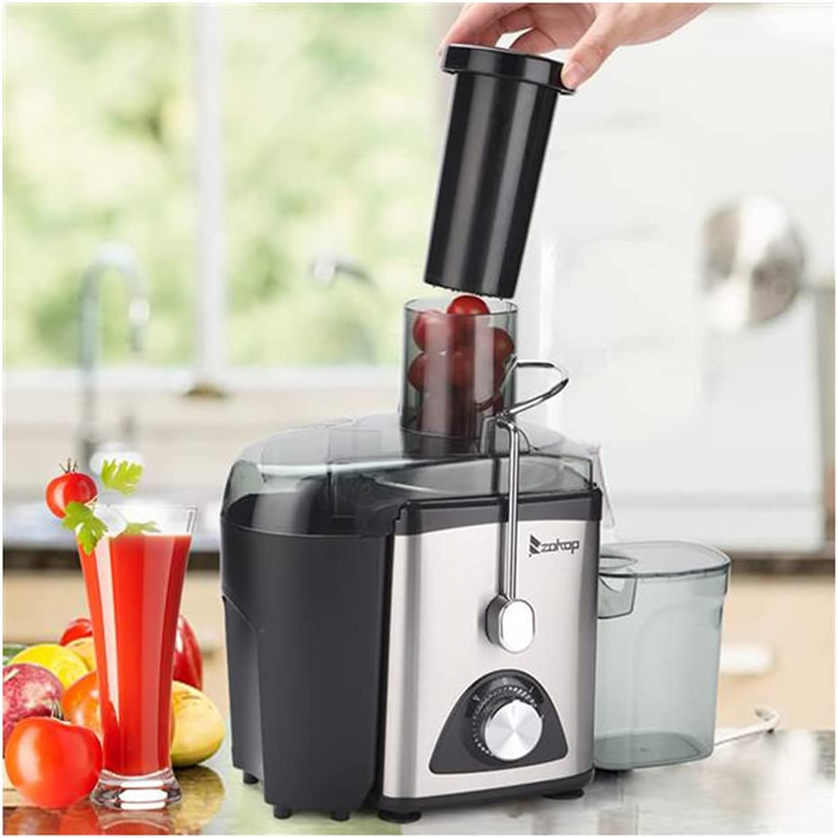 Max 70% OFF Juicer Machines - 3 Speed Fresno Mall Extractor High 600W for Juice Yield