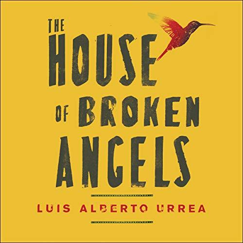 Couverture de The House of Broken Angels